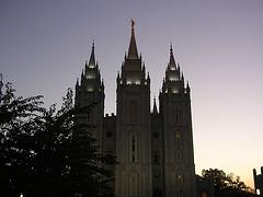 Temple Square - Salt Lake Temple