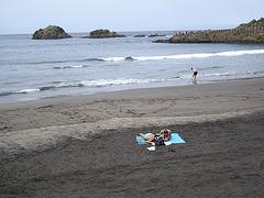 Bei Almaciga: Playa de San Roque