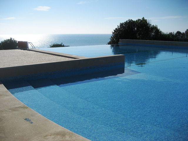 Algarve, Resort Praia Verde, swimming pool