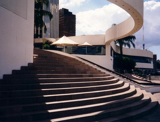 Treppe Brisbane