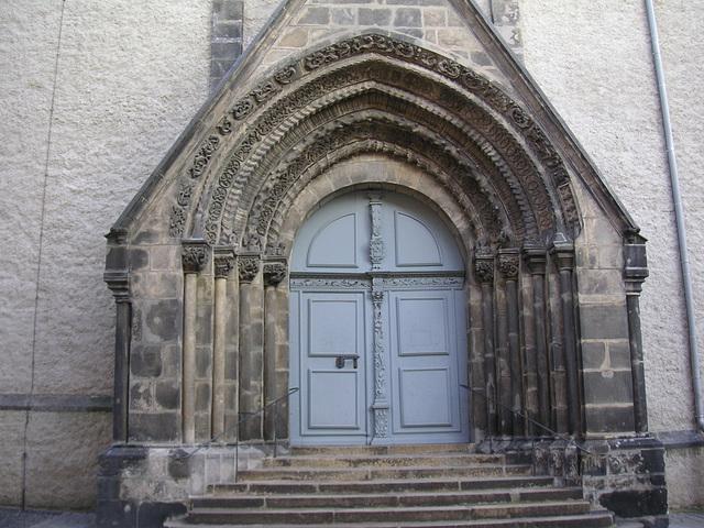 Görlitz - Dom - Eingang