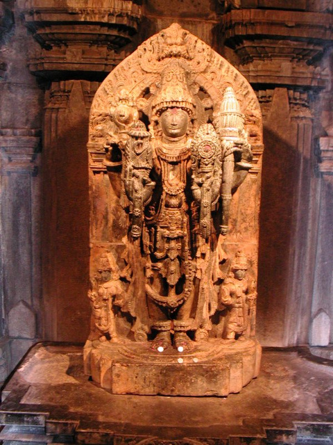 statue of Hindu god