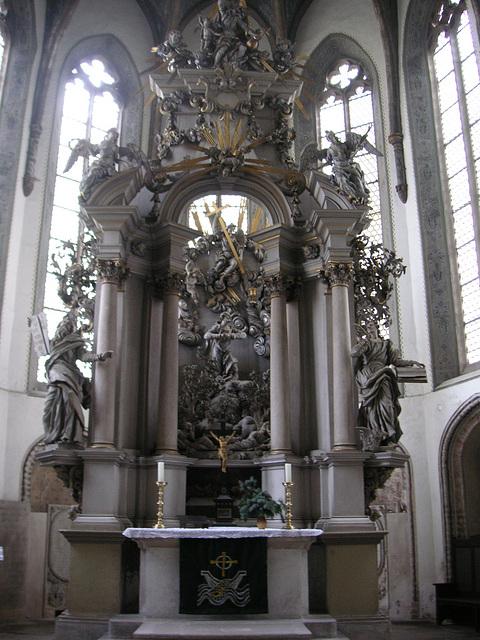 Görlitz - Altar