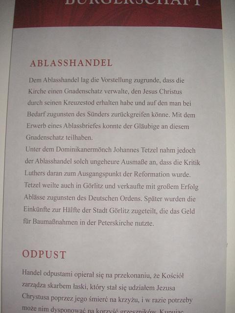 Görlitz - Ablasshandel