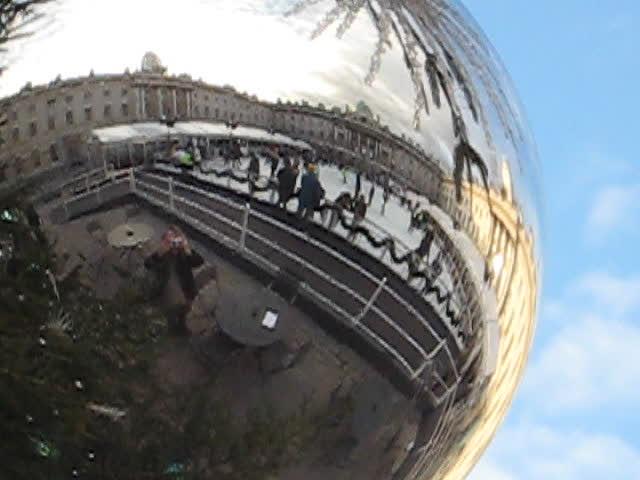 Skaters' ball