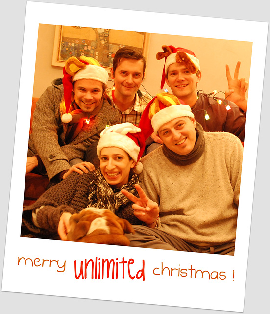 merry unlimited christmas