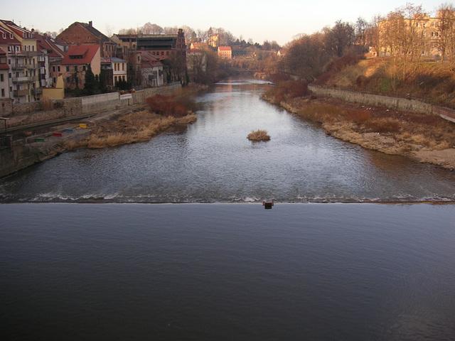 Görlitz - Grenzfluss Neiße