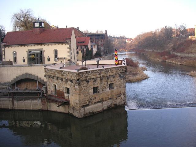 Görlitz - die Vierradenmühle