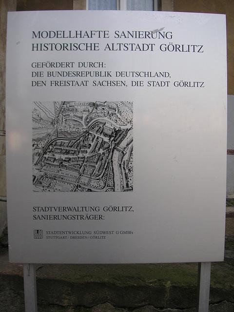 Görlitz - Sanierung