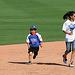 Kids Running The Bases (0793)