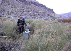 Johnson Canyon Toilet (6555)