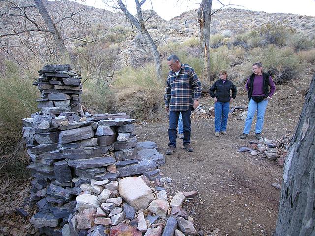 Johnson Canyon Campsite (6552)