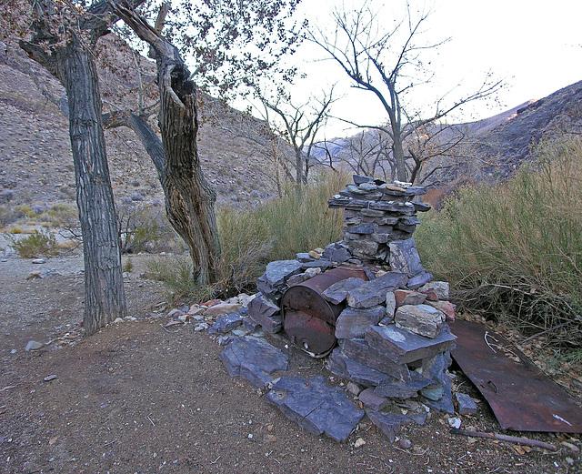 Johnson Canyon Campsite (6550)
