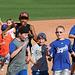 Kids Running The Bases at Hohokam Stadium (0849)