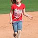 Kids Running The Bases at Hohokam Stadium (0857)