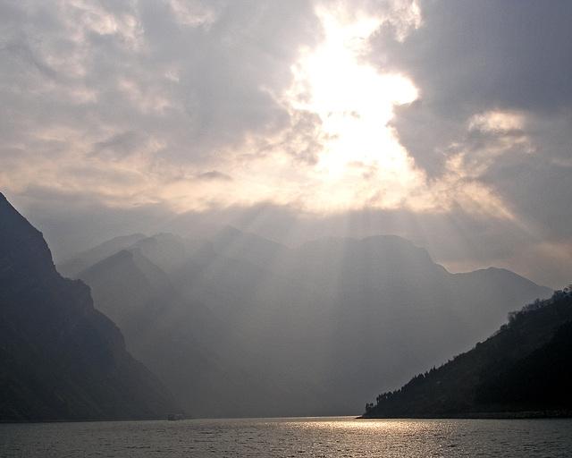 Yangtse Sunrise