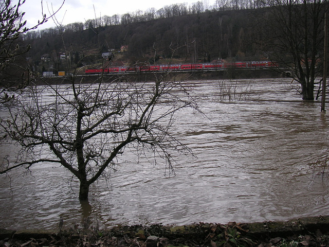 Hochwasser April 2006