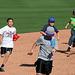 Kids Running The Bases at Hohokam Stadium (0774)