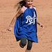 Kids Running The Bases at Hohokam Stadium (0788)