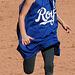Kids Running The Bases at Hohokam Stadium (0789)