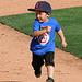Kids Running The Bases at Hohokam Stadium (0876)