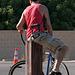 Postgame Bicyclist (0886)