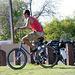 Postgame Bicyclist (0892)