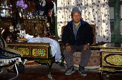 The King His Royal Highness Jigme Palbar Bistar