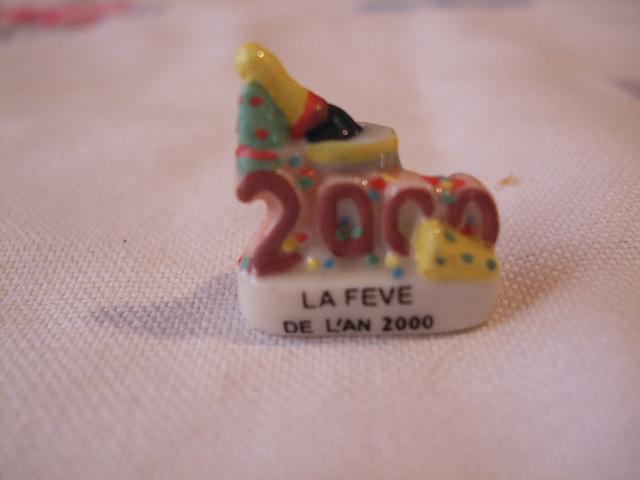 La Feve - what was inside 2000?! / DSCF0855
