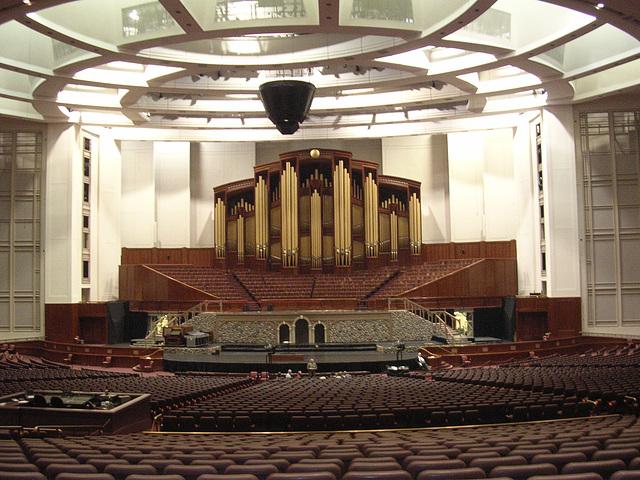 21 000 seat auditorium