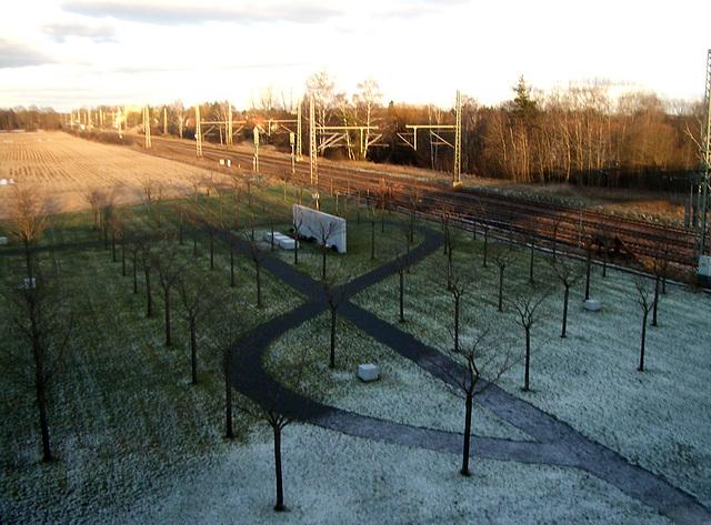 Gedenkstätte Eschede /Railway Accicent memorial