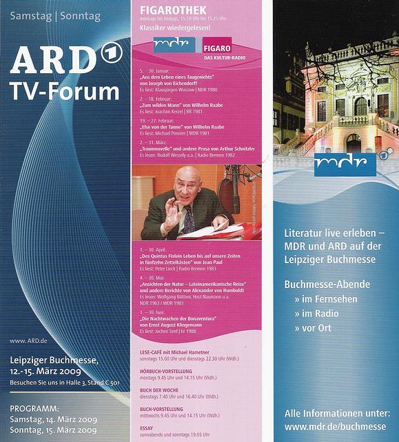 ARD kaj MDR legosignoj por TV