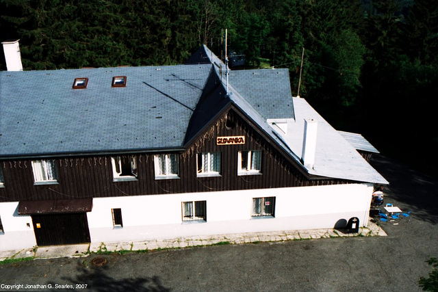 Hospoda At Slovanka, Liberecky Kraj, Bohemia(CZ), 2007