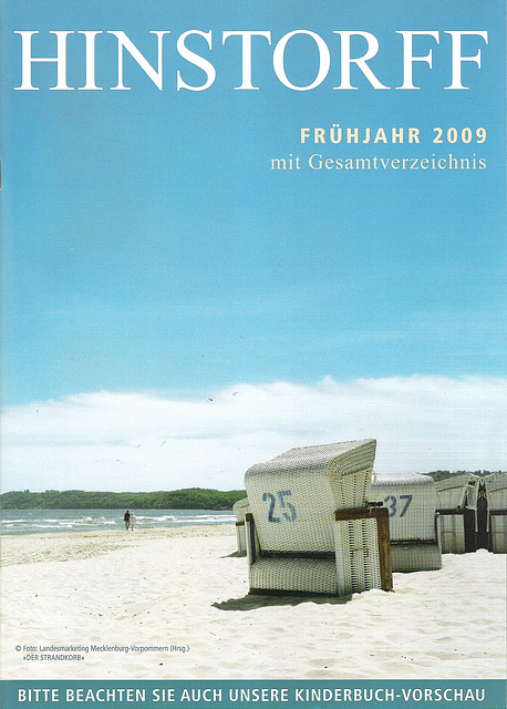 Hinstorff katalogo 2009