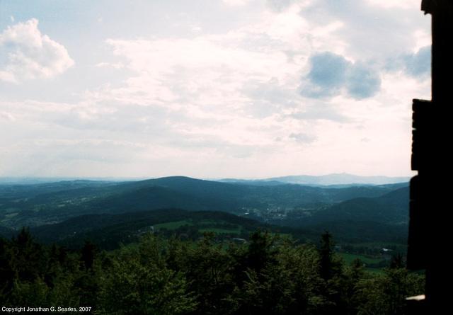 View From Stepanka, Picture 6, Liberecky Kraj, Bohemia(CZ), 2007