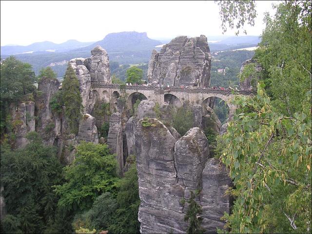 Bastei - Felsenbrücke