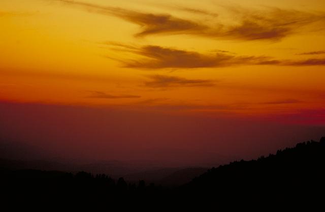 Indian Summer Sky