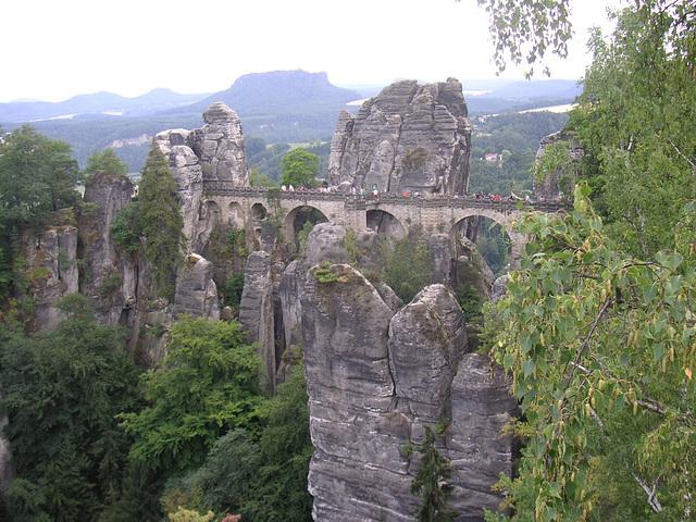 Sächsische Schweiz - Bastei
