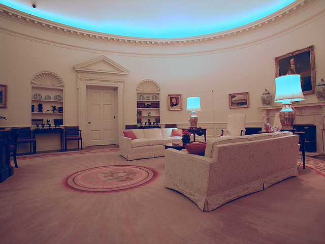 Oval Office Replica (6891)