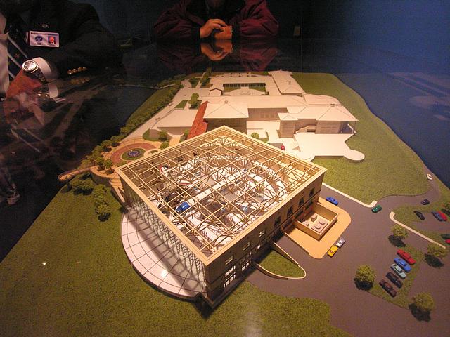 Reagan Library Model (6897)