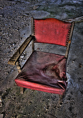 Invalid Red Chair