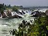 Khone Falls in Laos