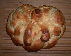 Nieuwjaarsbrood