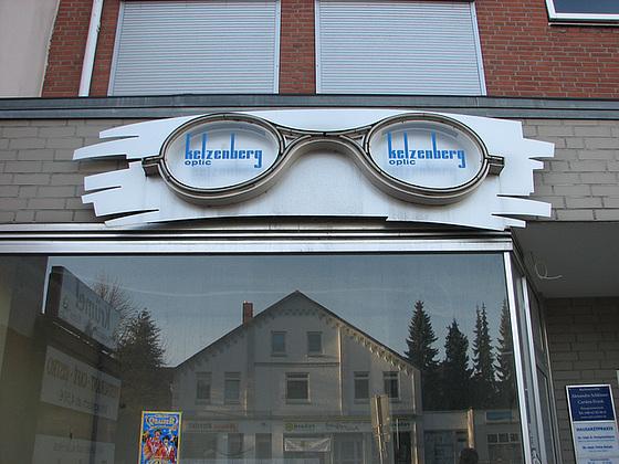 Fenster sind die Augen des Hauses...