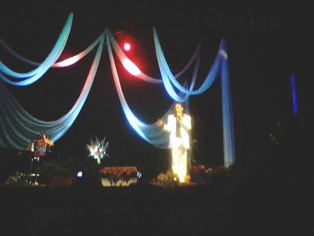 Koncert in Budapest 2007