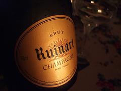 Champaign / Champagner / Champagne RUINART