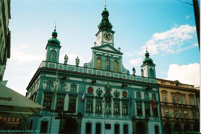 Stare Radnice, Ceske Budejovice, Budejovicky Kraj, Bohemia(CZ), 2005