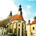 Cathedral of St. Nicholas, Ceske Budejovice, Budejovicky Kraj, Bohemia(CZ), 2005