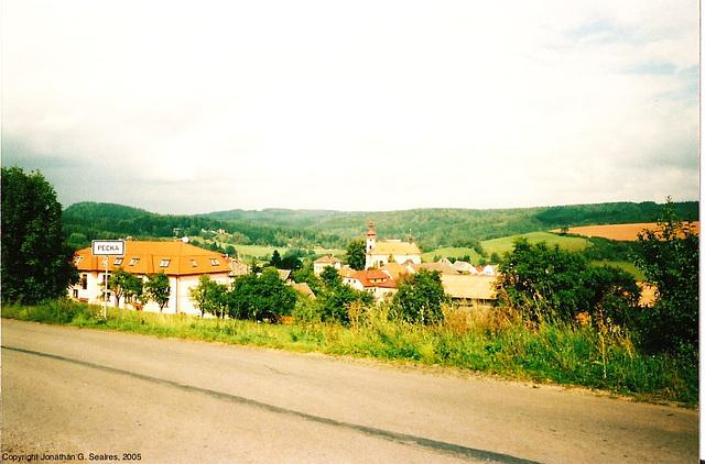 Pecka, Kralovehradeckem Kraj, Bohemia(CZ), 2005