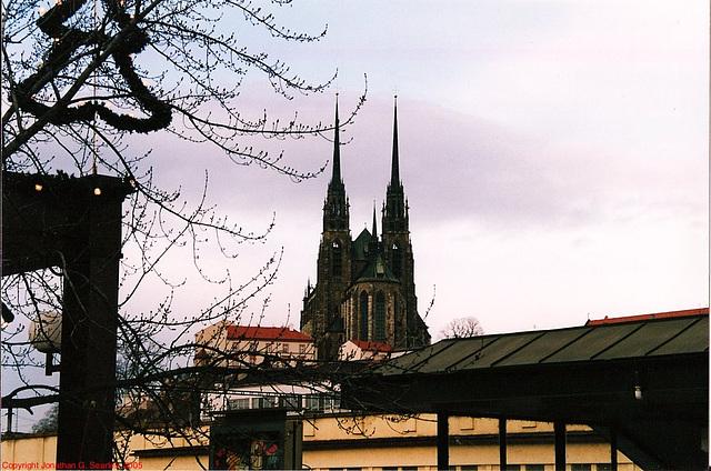 Brno Cathedral (Petrov), Brno, Moravia(CZ), 2005
